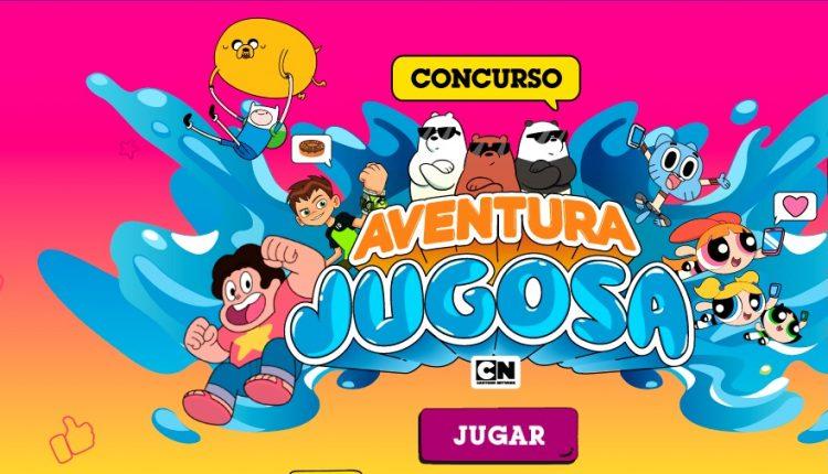 Promoción Jumex Cartoon Network Aventura Jugosa 2020: registra tu sticker y gana Xbox, tablets y más