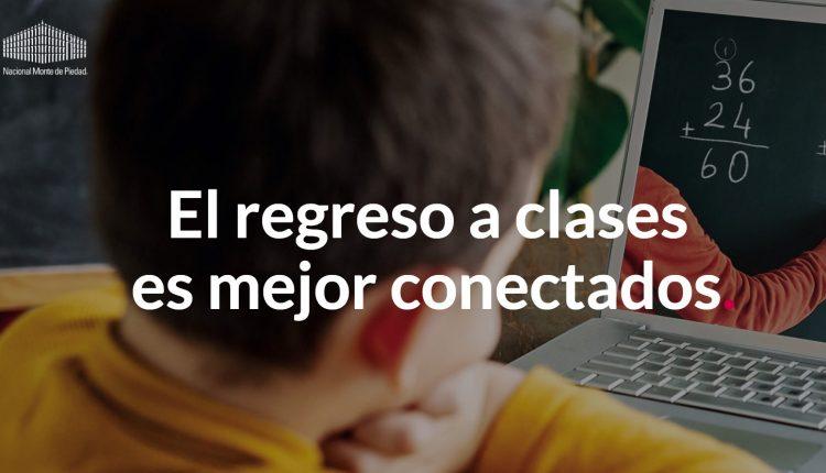 El Monte de Piedad regala laptops, tablets y más en su promo de Regreso a Clases