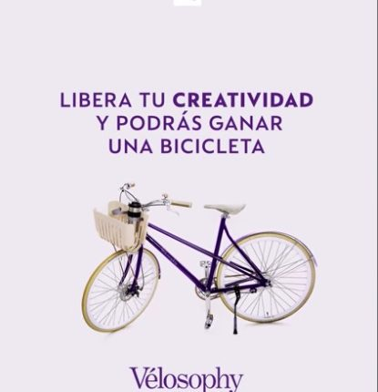 Concurso Recicla con Nespresso: Gana una Bicicleta Vélosophy modelo RE:CYCLE y más