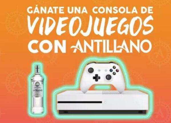 Concurso Ron Antillano: Gana Consola Xbox One o Silla Kultec Serie GT
