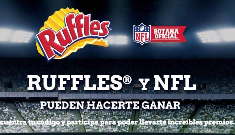 Promoción Ruffles NFL Tazos 2020: registra tu código al 55 5199 2586 y gana viaje al Super Bowl LVI