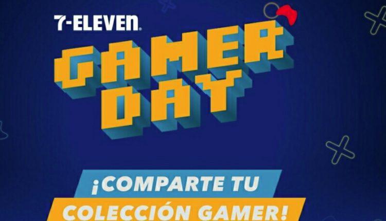 Promo 7-Eleven Gamers Day 2020: Gana pantalla, Nintendo Switch y más