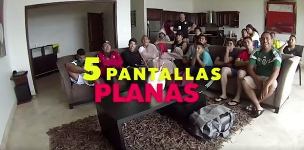 """""""Buenos Días Banda"""" de Bandamax y La Imponente Vientos de Jalisco regalan 5 pantallas LED"""