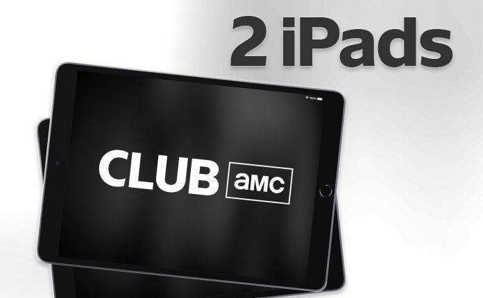 Concurso AMC de Septiembre: Gana 1 de 2 iPads