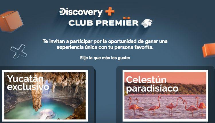 La Promo Discovery y Club Premier regala viajes a Yucatán y Celestún