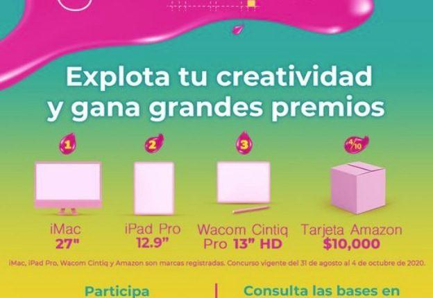 Concurso Loguizzimo 2020: Gana iMac de 27″, iPad Pro 12.9″ y más en loguizzimo.mx