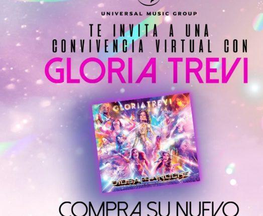 Gana 1 de 20 convivencias virtuales con Gloria Trevi cortesía de Mixup