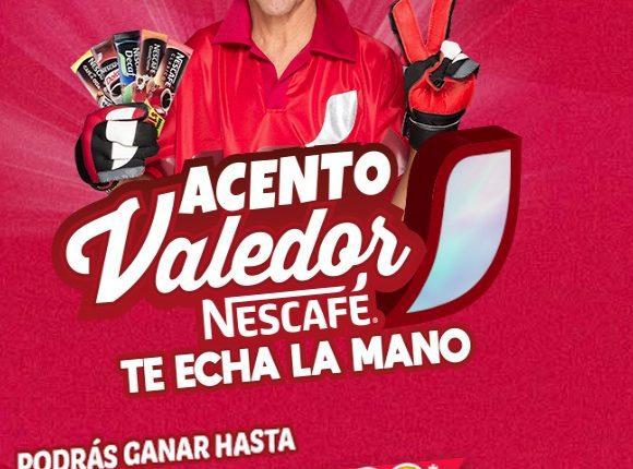 Promoción Nescafé Acento Valedor 2020: Registra tu ticket y gana $100,000