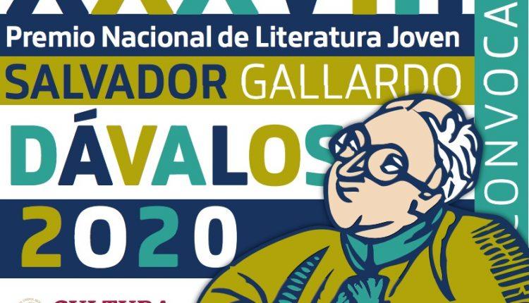 Premio Nacional de Literatura Joven 2020: Gana premio de $40,000