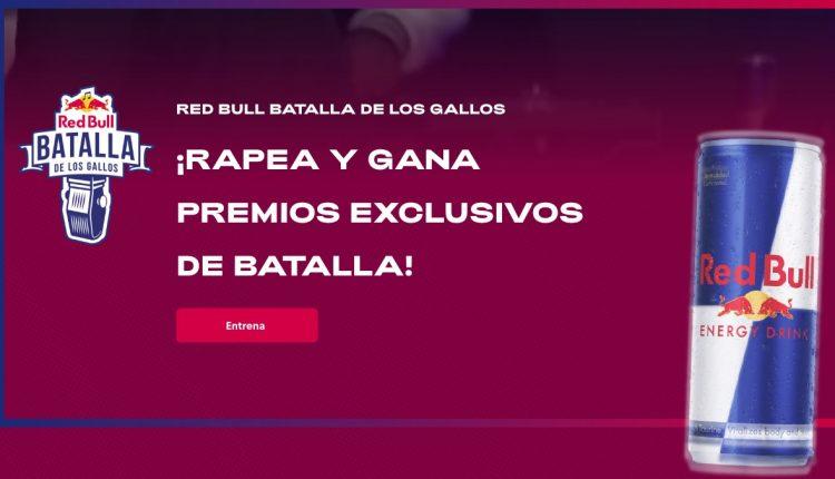 Concurso Red Bull Batalla de los Gallos 2020: Gana entradas a la final y merch oficial