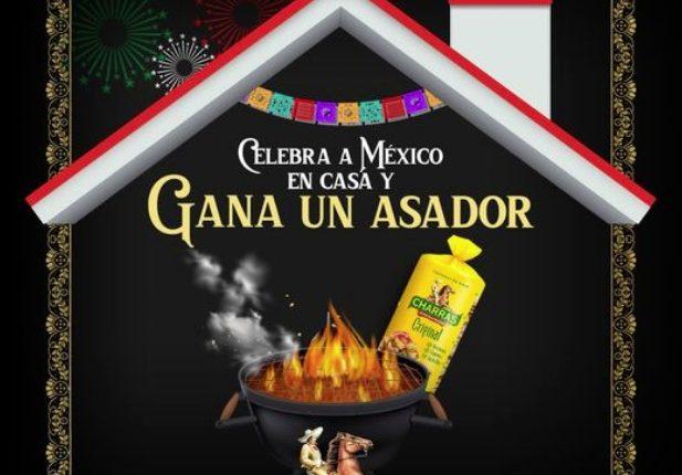 Gánate un asador en el concurso de las Fiestas Patrias de Tostadas Charras