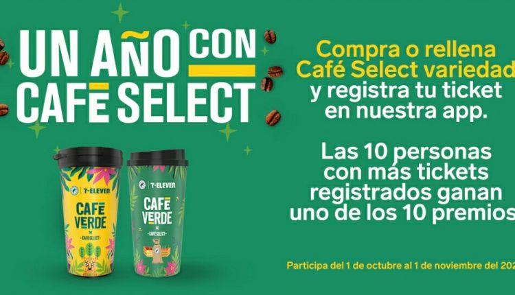 Concurso 7-Eleven Día del Café 2020: Gana 1 año de café gratis, pantallas, cámaras y más