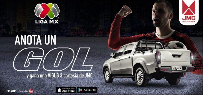 Liga MX Futbol Virtual Torneo Guard1anes 2020: Gana una camioneta Vigus Baic