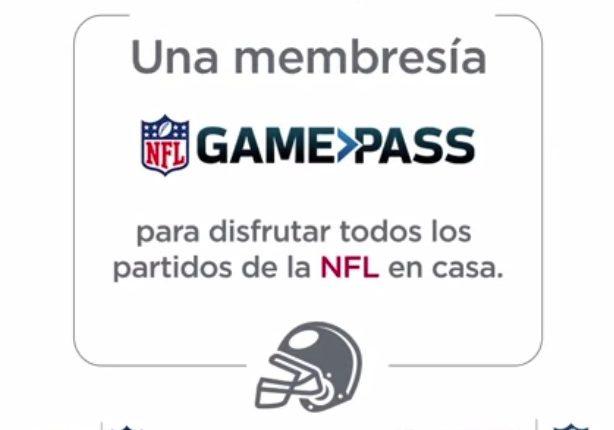 Nuevo Reto Banorte: Gana 1 de 5 membresías Game Pass para ver todos los partidos de la NFL