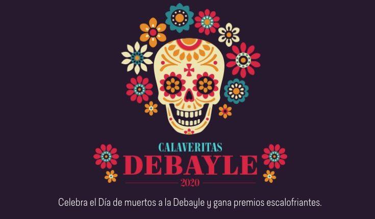 Concurso Calaveritas Debayle 2020: Gana 1 de 3 premios sorpresa