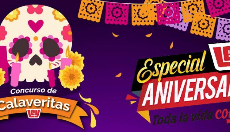 Concurso de Calaveritas Casa Ley: Gana 1 de 3 tarjetas de regalo de hasta $2,000 pesos