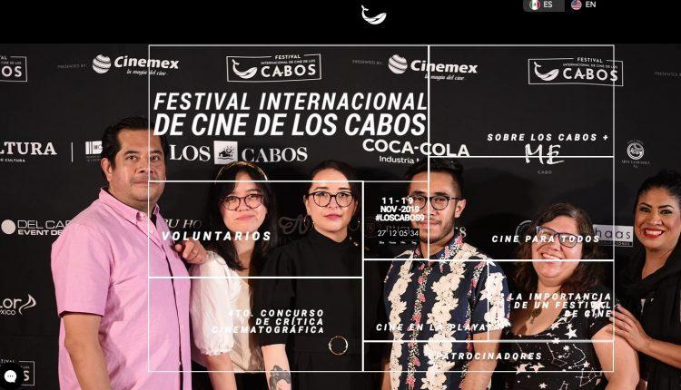Concurso de Crítica Cinematográfica Los Cabos Film Festival 2020: Gana viaje a Los Cabos