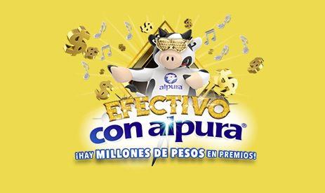 Promoción Efectivo con Alpura 2020: compra, registra y gana en efectivoconalpura.mx