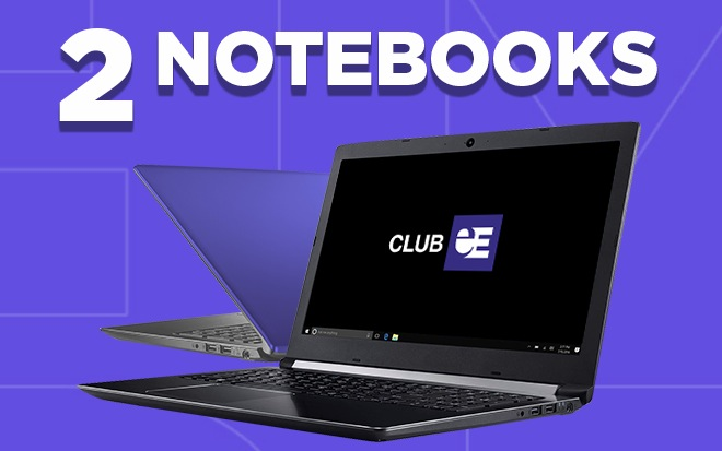 Gana 1 de 2 laptops en el concurso de octubre de Club Europa Europa