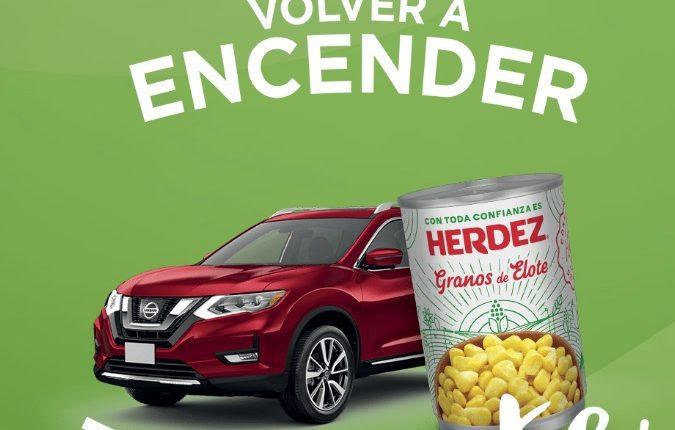Promoción Sams Herdez Hoy Toca Volver a Encender tu Suerte: Gana camioneta X-Trail 2020 en hoytocaencendertusuerte.com