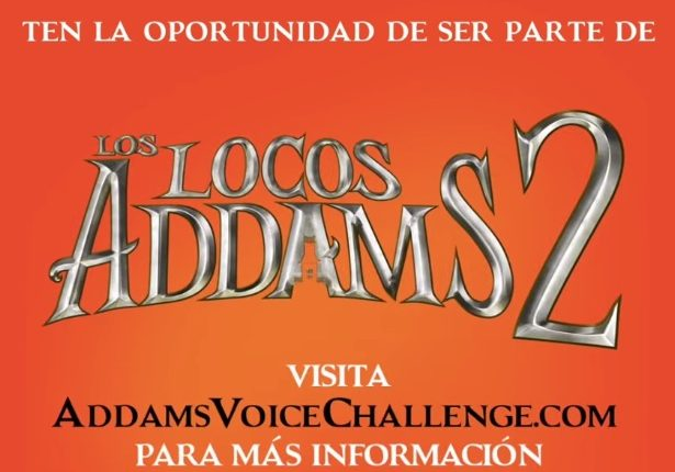 Gana poder ser parte de las voces de doblaje de Los Locos Addams 2 en AddamsVoiceChallenge.com