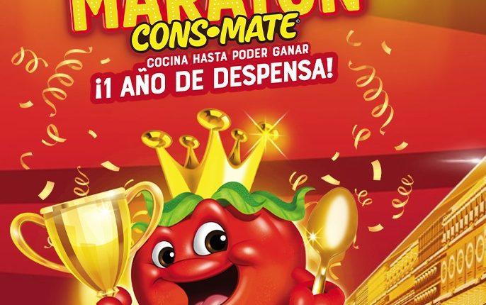 Maratón Consomate 2020: Registra tu lote y gana despensas con valor de $60,000 y más en recetasnestle.com.mx