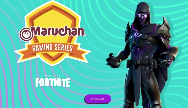 Torneo Maruchan Gaming Series Fortnite: Gana hasta $20,000 pesos
