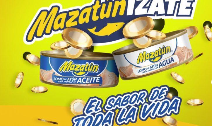 Promoción Mazatún Mazatunízate: Gana $10,000 cada semana y más en mazatunizate.com