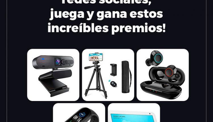 Concurso Misión Totalplay 2020: Gana tablet, smartband, audífonos y más en misiontotalplay.com