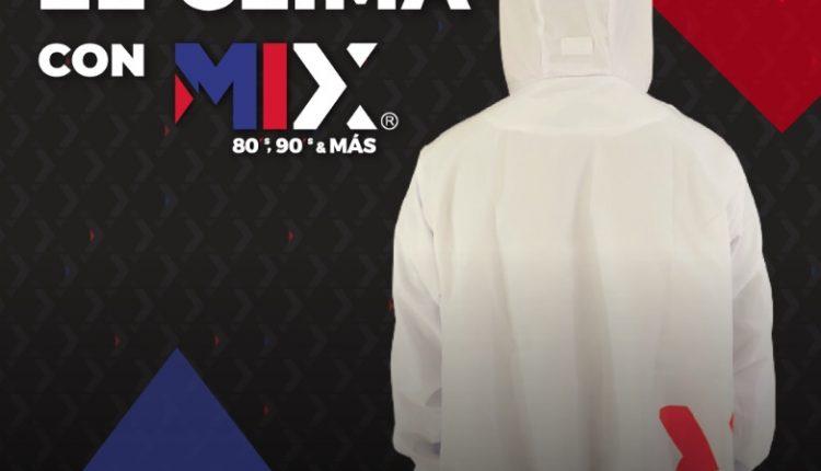 Mix FM regala chamarras rompevientos en sus redes sociales