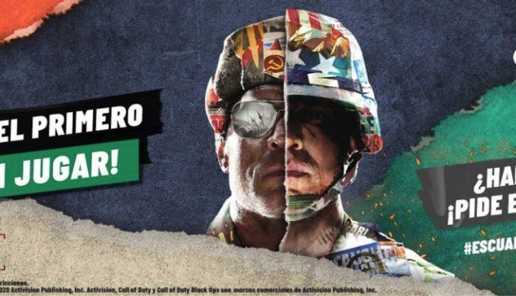 Promoción Papa Johns Call of Duty: Gana acceso a la open beta de Call of Duty Black Ops Cold War