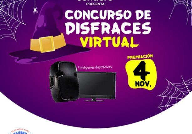 Gana una pantalla o un bafle en el concurso de disfraces de Plaza Sendero Ixtapaluca