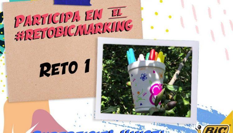 Reto BIC Marking 2020: Gana un kit de productos cada semana