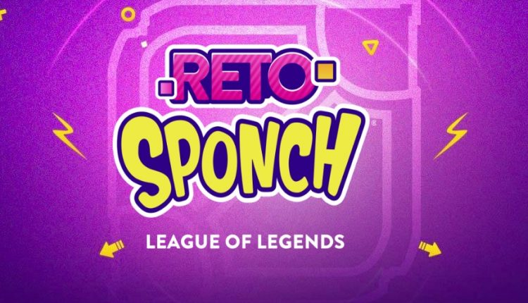 Concurso Reto Sponch LoL 2020: Gana consolas Xbox One X y sillas gamer