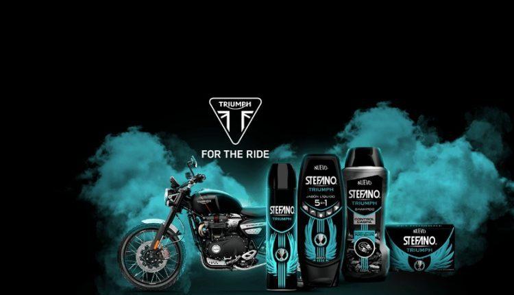 Promoción Triunfa con Stefano 2020: Gana una moto Triumph Scrambler XC y monederos en triunfaconstefano.mx
