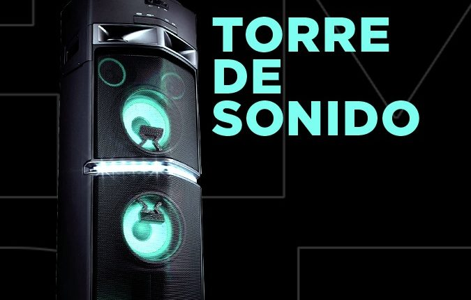 Concurso Temporada de Juegos: Gana una torre de sonido