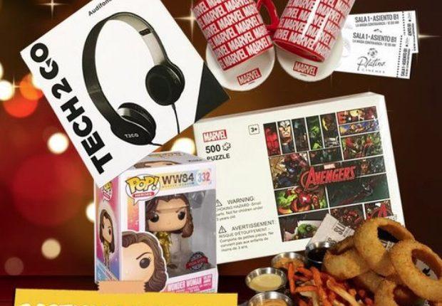 Gana kit con audífonos, Funko Pop! WM84 y más en el concurso de City Shops Del Valle