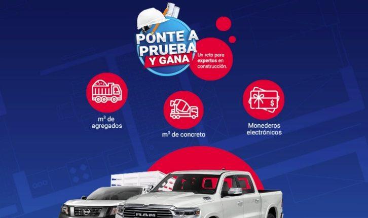 Trivia Cemex 2020 Ponte a Prueba y Gana camionetas, monederos de $20,000 y más en promocionescemex.com
