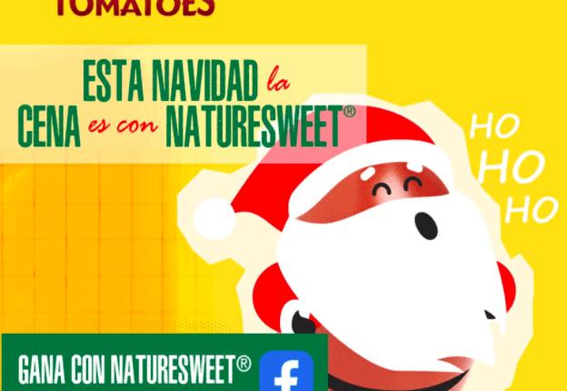 Concurso la Cena de Navidad de Nature Sweet Tomatoes: Gana hasta $3,000 en Cornershop