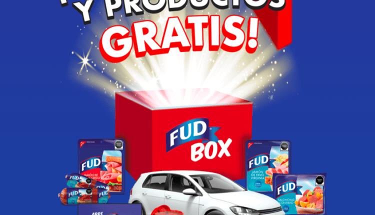 Promoción Fud Box Oxxo 2020: Gana premios al instante y hasta un auto en fudbox.mx