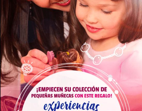 Gana una muñeca coleccionable cortesía de Telcel