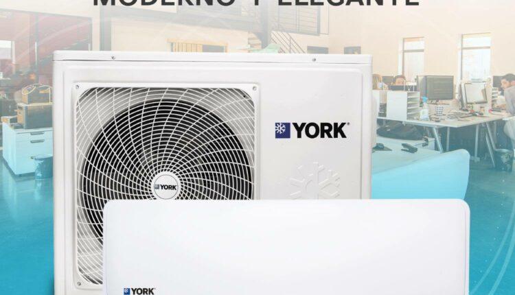 Gana un minisplit York en el giveaway de Arg Ingeniería