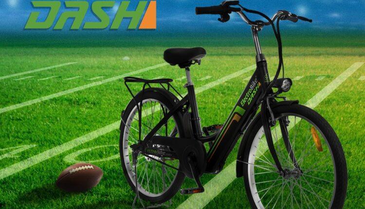 Concurso Electrobike NFL: Gana una bicicleta eléctrica