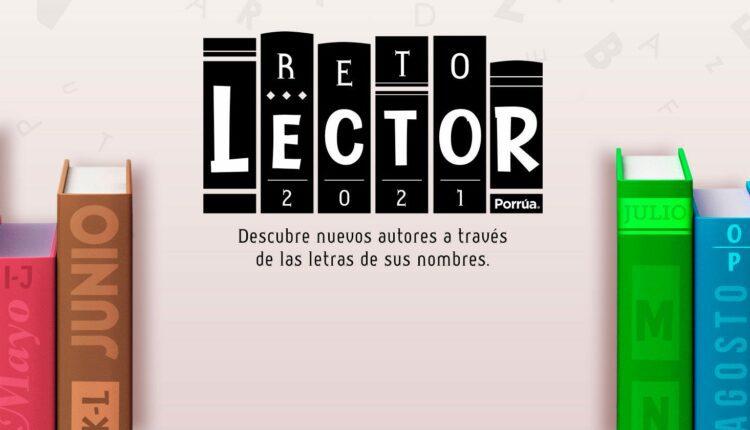 Reto Lector Porrúa 2021: Gana paquete de libros y un Monedero Porrúa