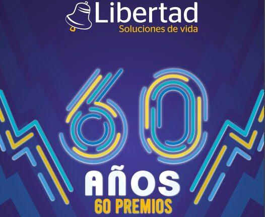Concurso Libertad 60 Años: Gana uno de los 60 autos Nissan March