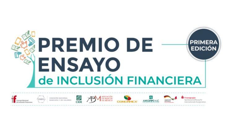 Premio de Ensayo de Inclusión Financiera 2021: Gana hasta $70,000 pesos
