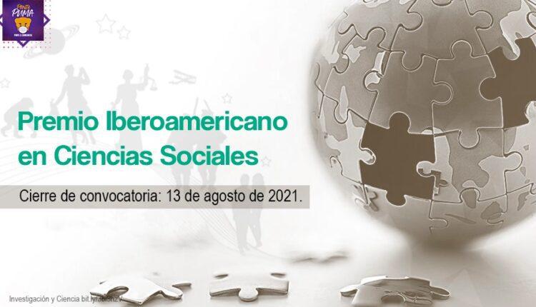 Premio Iberoamericano en Ciencia Sociales UNAM: Gana $120,000 pesos