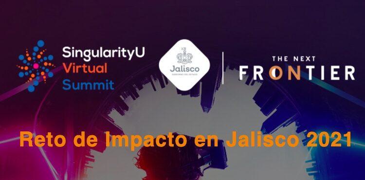 Reto de Impacto en Jalisco 2021: Gana premio de $100,000 pesos