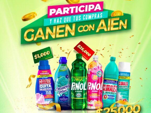 Promo Ganen con Alen de Soriana: Gana monederos de $25,000 en ganenconalen.com.mx