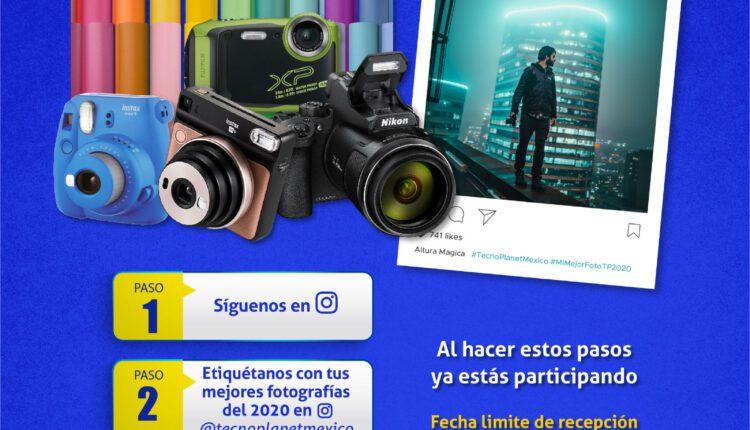 Concurso Tecno Planet Mejor Foto del 2020: Gana hasta una cámara por Instagram